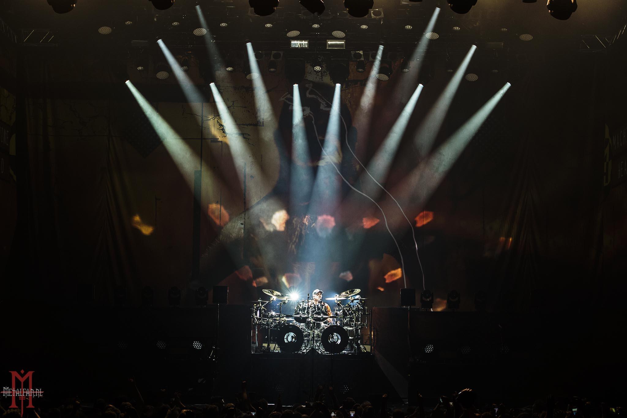 Machine Head @ Poppodium 013, Tilburg, 7-10-2019