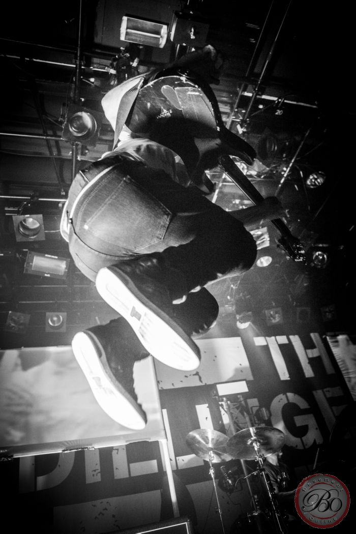 The Dillinger Escape Plan @ Melkweg, Amsterdam, 26-10-2013