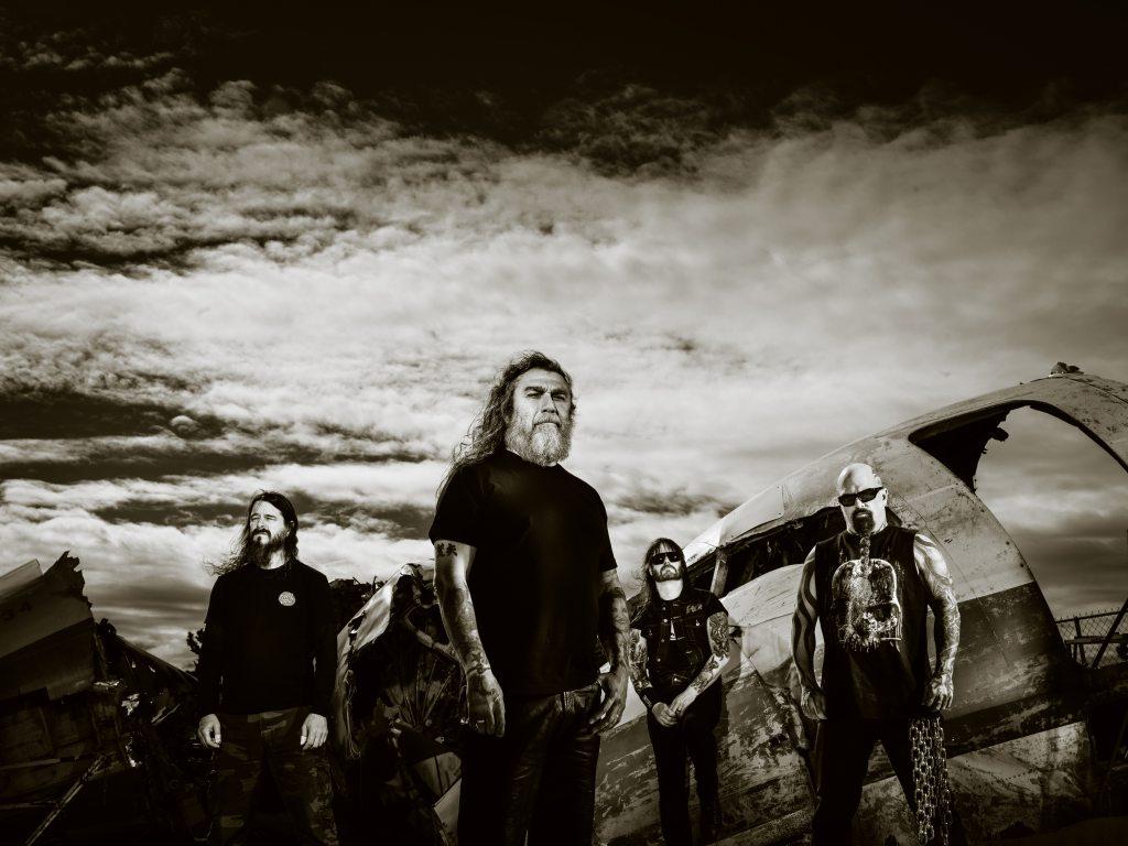 Slayer in 2016
