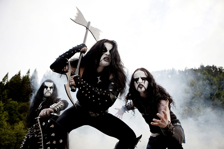 Metalhypes: Noorse black metal van Immortal