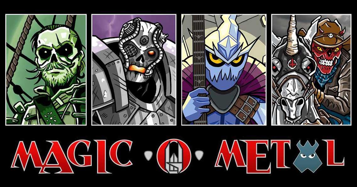 Magic-O-Metal interview