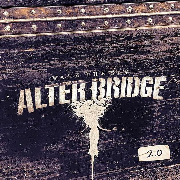 Alter Bridge komt met Walk The Sky 2.0