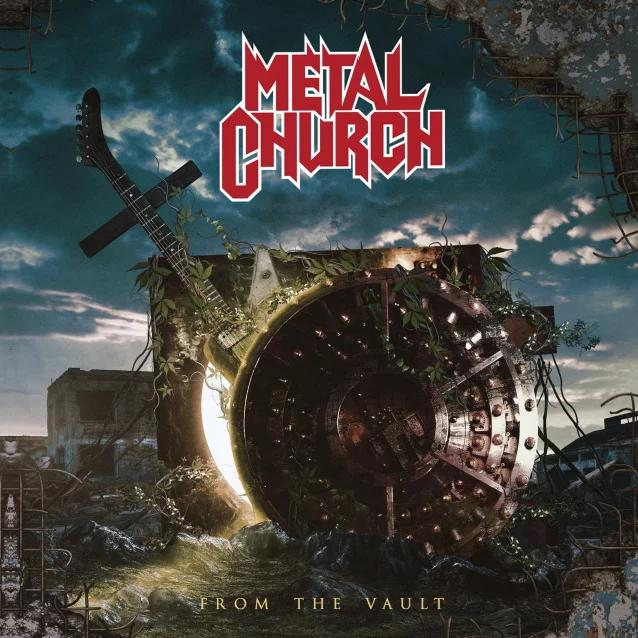 Metal Church opent de kluis