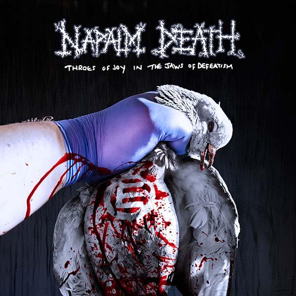 Langspeler nummer 16 van Napalm Death