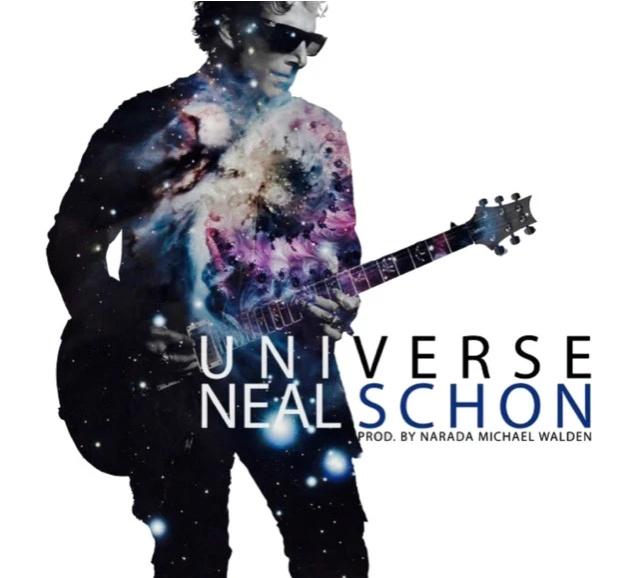 Nieuw soloalbum van Neal Schon
