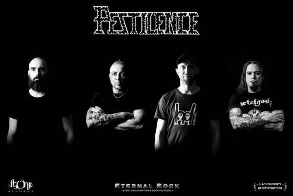 Drummer verlaat Pestilence