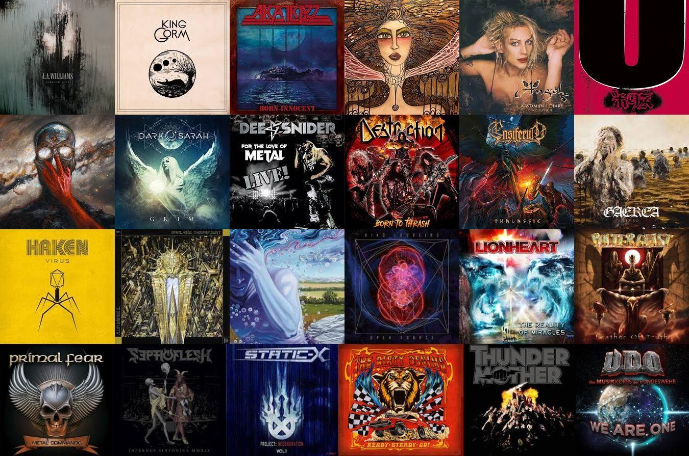 Nieuwe enquête: Wat is jouw favoriete album van juli 2020?