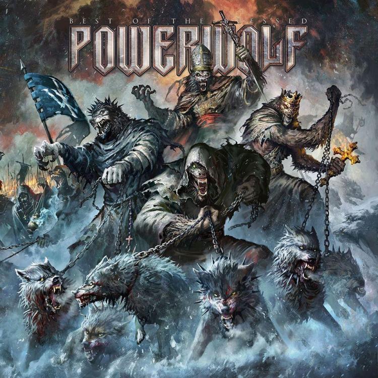 Het beste van Powerwolf