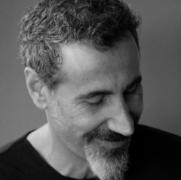 Nieuw schijfje van Serj Tankian