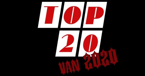 Heb jij jouw lijstje voor de Top 20 Van 2020 al ingestuurd?