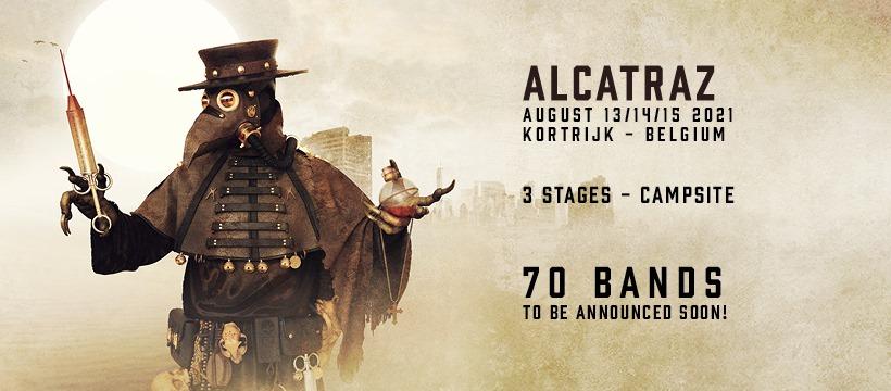 Alcatraz Festival gaat dit jaar door, in aangepaste vorm
