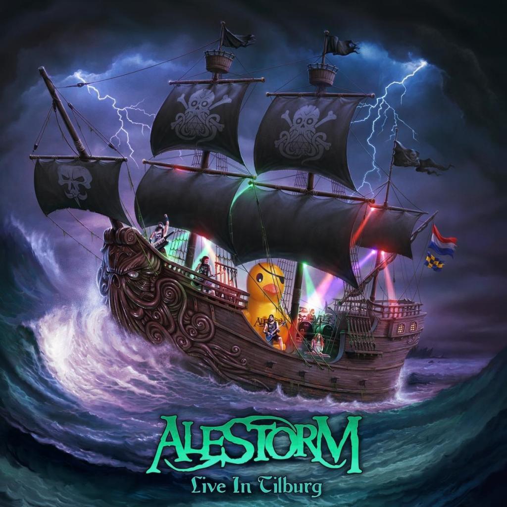 Alestorm - Live In Tilburg