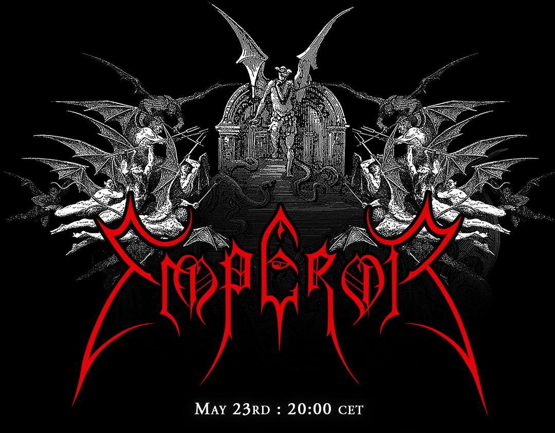 Emperor streamt speciale jubileumshow