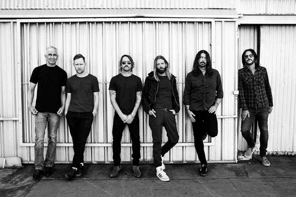 Foo Fighters in Rock And Roll Hall Of Fame, Iron Maiden niet