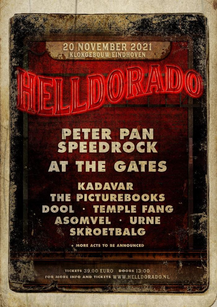 Helldorado keert terug met Peter Pan Speedrock