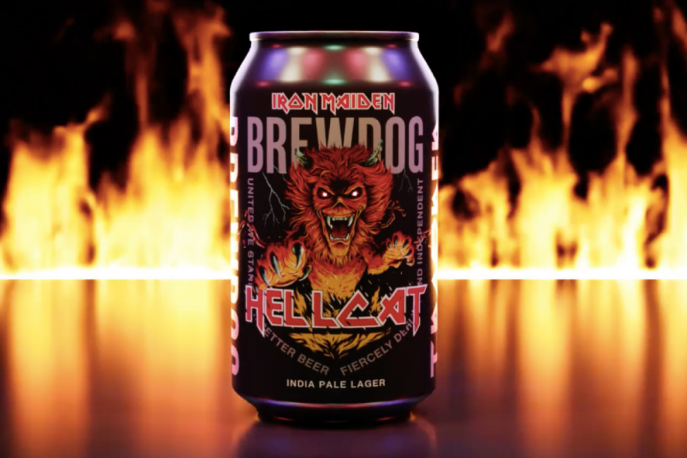Bier-assortiment van Iron Maiden wederom uitgebreid