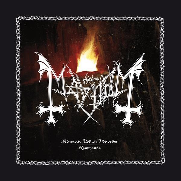 Nieuwe ep van Mayhem