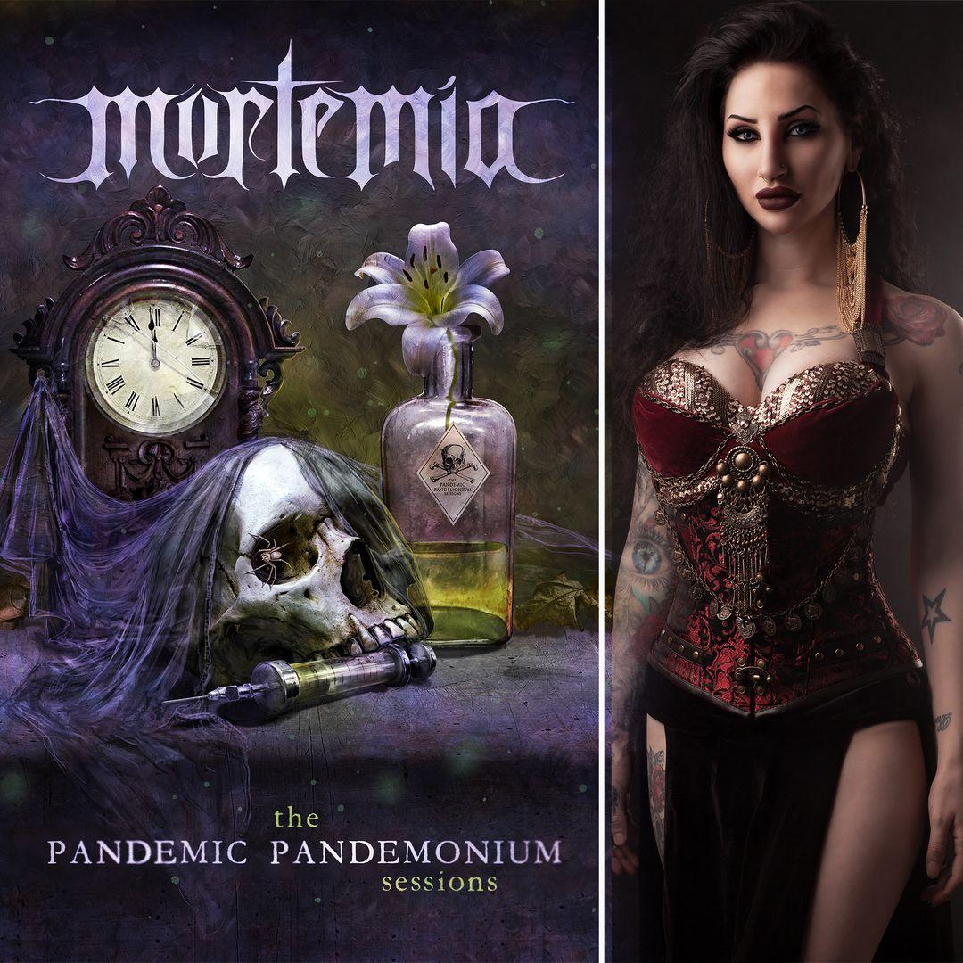 Pandemie-sessies van Mortemia
