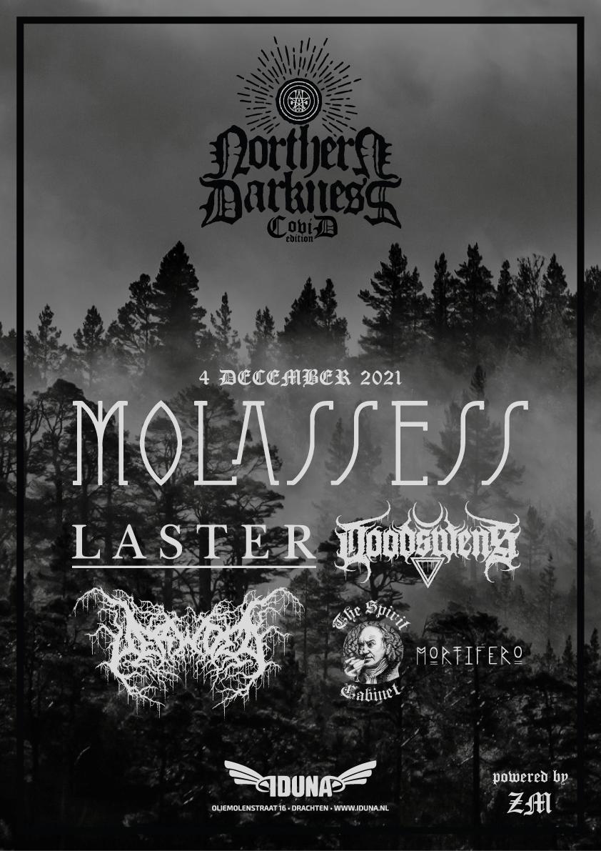 Line-up Northern Darkness compleet