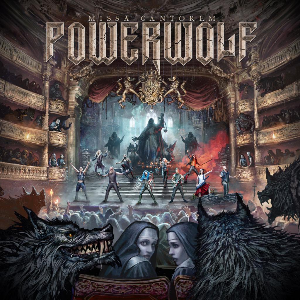 Bijzondere bonus-cd bij nieuwe Powerwolf