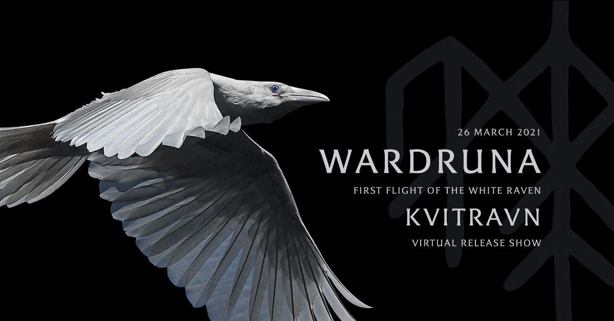 Wardruna @ virtual event 26-03-2021