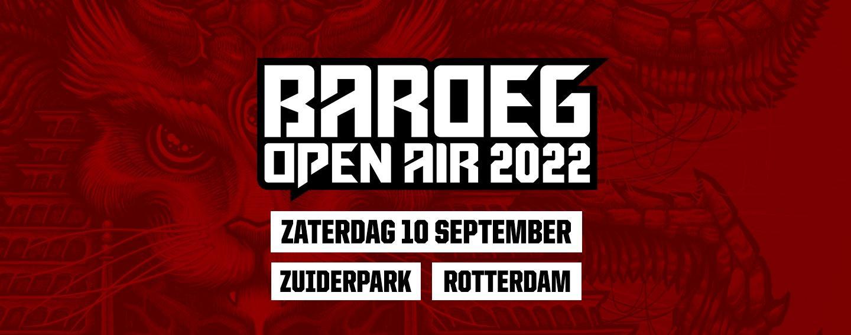 Vier bands herbevestigd voor Baroeg Open Air