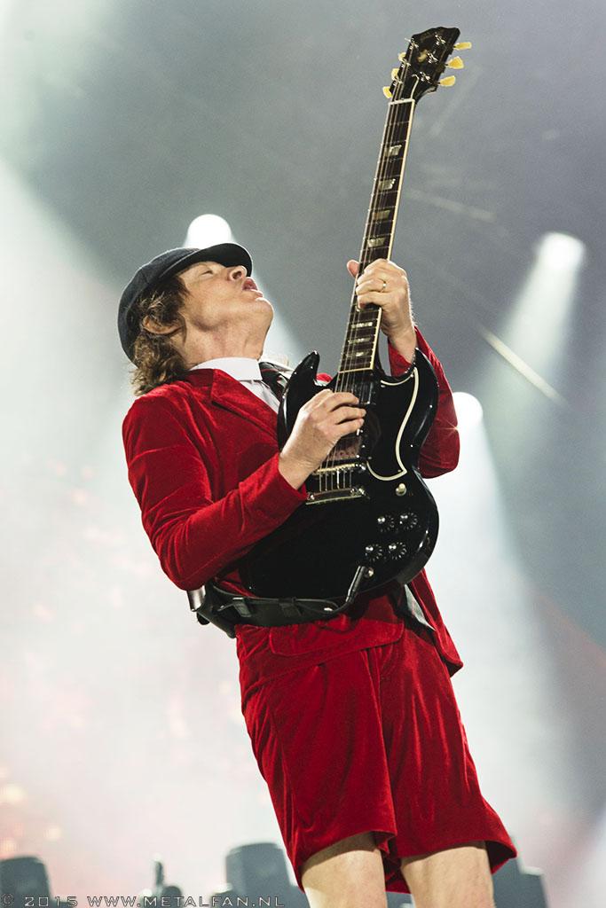 AC/DC @ Gelredome, Arnhem, 5-5-2015