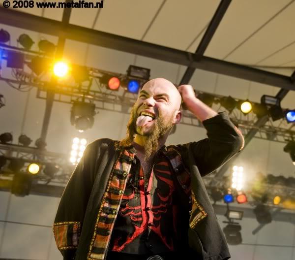 Die Apokalyptischen Reiter @ Rock Hard 2008, Gelsenkirchen