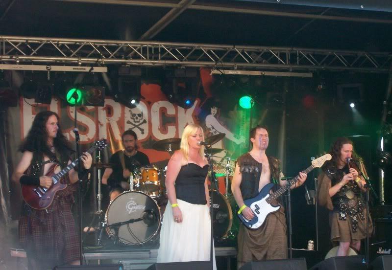 Cruachan @ Elsrock 2008