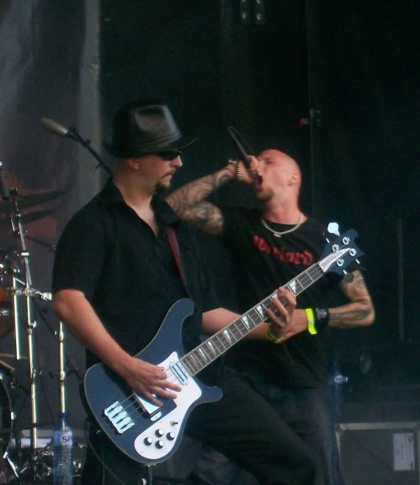 The Rotted @ Elsrock 2008