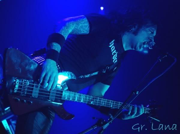 Morbid Angel @ Melkweg, Amsterdam, 21-12-2008