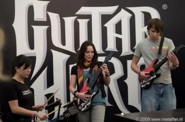 Guitar Hero @ Paaspop 2009