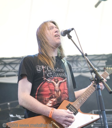 Angel Witch @ Rock Hard Festival 2009