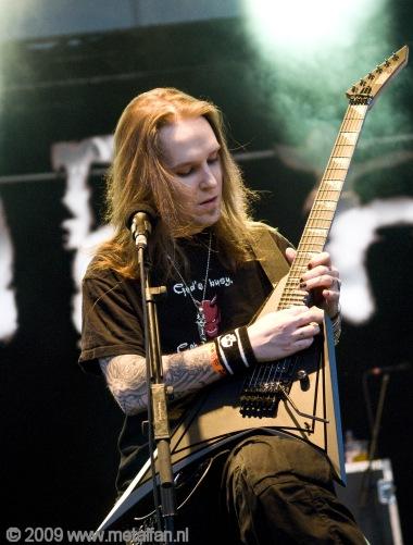 Children Of Bodom @ Rock Hard Festival 2009