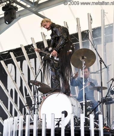 D-A-D @ Rock Hard Festival 2009