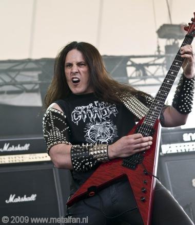 Destroyer 666 @ Rock Hard Festival 2009