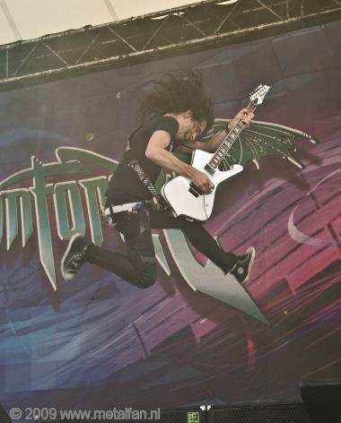 Dragonforce @ Rock Hard Festival 2009