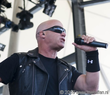 Heathen @ Rock Hard Festival 2009