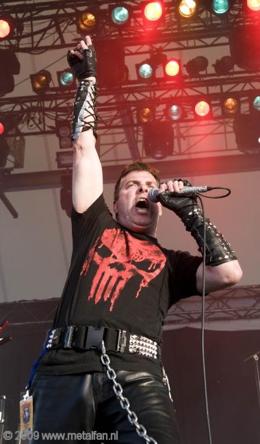 Jag Panzer @ Rock Hard Festival 2009