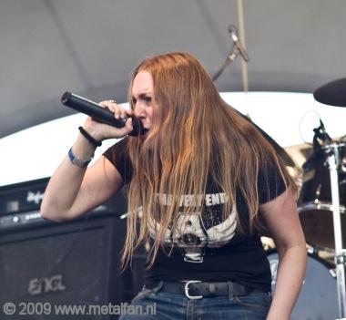 Karaoke finale @ Rock Hard Festival 2009
