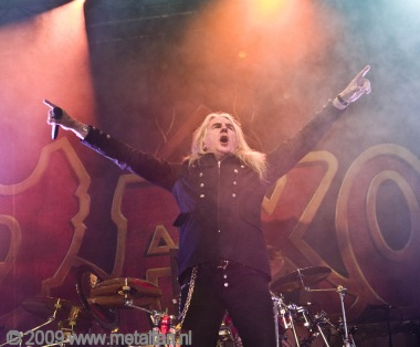Saxon @ Rock Hard Festival 2009