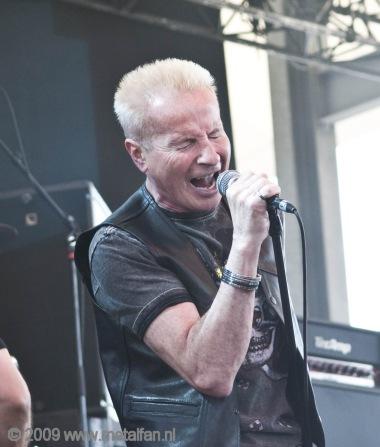 UFO @ Rock Hard Festival 2009