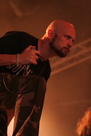 Meshuggah @ Fortarock 2009