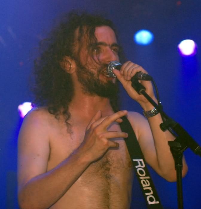 Alestorm @ Paganfest 2009, Eindhoven