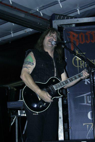 Ross The Boss @ Roadgrill 2009