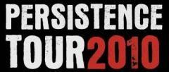Persistence Tour 2010