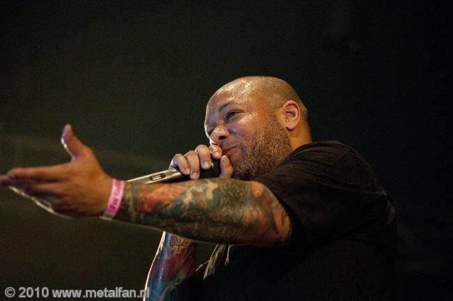 Killswitch Engage @ FortaRock 2010