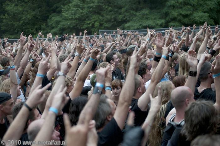 publiek @ FortaRock 2010
