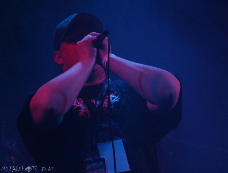 Cerebral Bore @ Neurotic Deathfest 2010