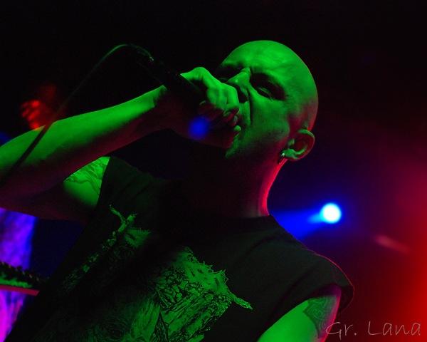Severe Torture @ Neurotic Deathfest 2010